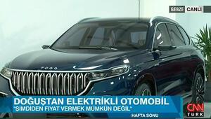 Yerli otomobil CEOsu Mehmet Gürcan Karakaş CNN Türkte