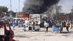 Somalide bombalı saldırı: Onlarca ölü var