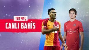 Galatasaray, TT Stadında Antalyasporu konuk edecek 3 gol atarlarsa iddaada...