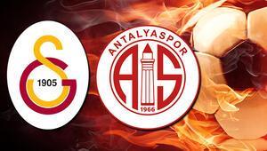 Galatasaray Antalyaspor maçı bu akşam saat kaçta hangi kanalda İlk 11 kadrosu açıklandı mı