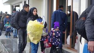 Çanakkalede 189 kaçak göçmen yakalandı