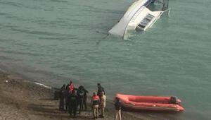 Van Gölündeki tekne faciasıyla ilgili 5 kişi gözaltına alındı