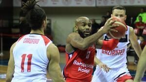 Gaziantep Basketbol: 90 - Bahçeşehir Koleji: 92