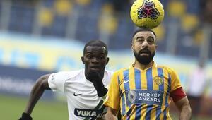 MKE Ankaragücü 2-2 Denizlispor | Maçın özeti