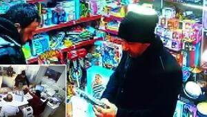 Avcılardaki oyuncak silahlı banka soygunu