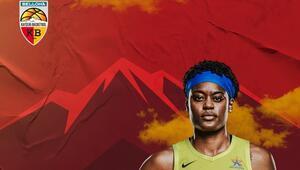 Bellona Kayseri Basketbol, Kaela Dawn Davis ile 1 yıllığına anlaştı.