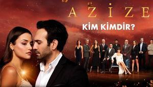 Azizenin yeni bölümünde imkansız aşk başlıyor Azize dizisi oyuncuları kimler