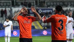 Başakşehir 5-1 Kasımpaşa | Maçın özeti ve golleri