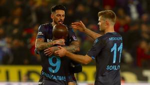 Trabzonspor 6-2 Kayserispor | Maçın golleri ve özeti
