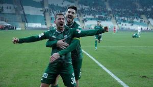 Bursaspor 2-1 Hatayspor