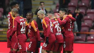 Galatasaray 5-0 Antalyaspor | Maçın özeti ve golleri