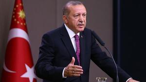 Cumhurbaşkanı Erdoğanın 2019 mesaisi yoğun geçti