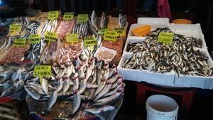 Göç balıklarının fazla olmaması balık fiyatlarını arttırdı