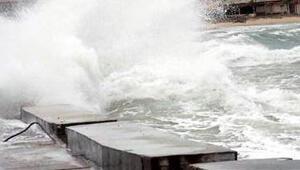 Son dakika... Meteorolojiden Marmara ve Kuzey Ege için fırtına uyarısı