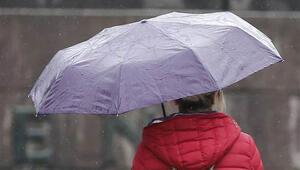 Adana ve Mersin için kuvvetli yağış ve kar uyarısı