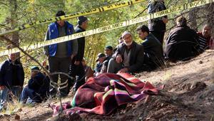 Mantar toplamaya gittiği ormanda cesedi bulundu