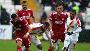 Sivasspor 1-0 Göztepe