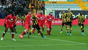 İstanbulspor 0-2 Adana Demirspor