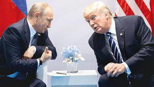 Putinden Trumpa terör saldırılarını engelleyen istihbarat için teşekkür