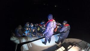 Didimde 76 kaçak göçmen yakalandı
