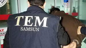 Samsunda yılbaşı öncesi DEAŞ operasyonu: 14 gözaltı