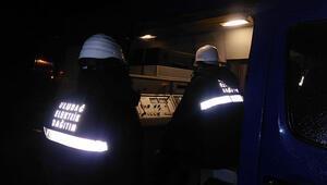 Gemi kablolara zarar verdi Marmara Adası dünden beri elektriksiz