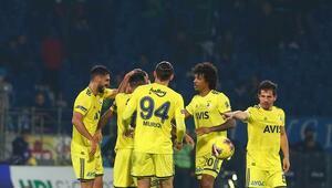 Fenerbahçe, Süper Ligde ilk yarıyı umutlu tamamladı