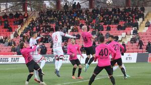 Eskişehirsporda ilk devrenin gol yükünü yabancılar çekti