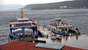Kuzey Ege ve Güney Marmaradaki adalara deniz ulaşımı sağlanamıyor