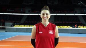 Milli voleybolcu Fatma Yıldırım: Olimpiyat elemelerinin favorilerindeniz