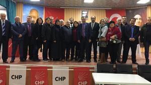 CHP Simavda Hasan Koç ile devam dedi