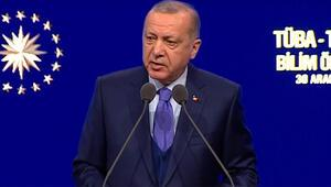 Son dakika haberi: Cumhurbaşkanı Erdoğan duyurdu: 81 ilde kurulacak...