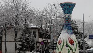 Bilecik ve Kütahyada yol durumu nasıl Kar yağışı ulaşımı aksatıyor