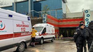 Son dakika haberi... Ümraniyede cam fabrikasında kazan patladı: Bir ölü, 7 yaralı