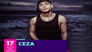 """Türkçe Rap'in Büyük İsmi """"Ceza"""" Ocak'ta Aqua Florya'da"""