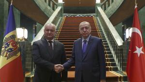 Türkiye ve Moldovadan ortak açıklama yayımlandı