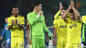 İlk yarının iç saha lideri Fenerbahçe