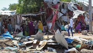 Somalideki bombalı saldırıyı terör örgütü Şebab üstlendi