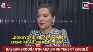 Demet Akalın, Cumhurbaşkanı Erdoğan ile yaptıkları görüşmenin detaylarını anlattı