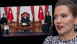 Demet Akalın, Cumhurbaşkanı Erdoğan ziyaretinin detaylarını anlattı