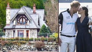 Prens Harry ve Meghan Markle, Rus milyarderin evine  saklanmış
