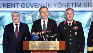 Son dakika... İstanbul Valisi Yerlikayadan yılbaşı açıklaması