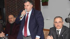 AK Parti İzmir İl Yönetim Kurulu Toplantısı Kınıkta yapıldı