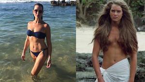 Brooke Shields: Güzel olmak kaderinde yazılı