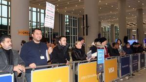 İstanbul Havalimanında yeni uygulama Bir dönem sona erdi...