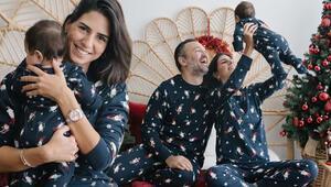 Ünlülerden yeni yıl mesajları... Ali Sunaldan aile pozu
