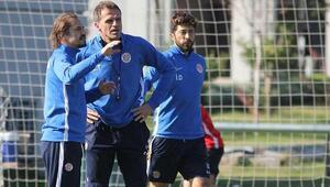 Stjepan Tomasın Antalyaspor karnesi