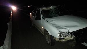 Yayaya çarpıp ölümüne neden olan alkollü sürücü tutuklandı