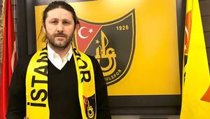 Fatih Tekke resmen İstanbulsporda