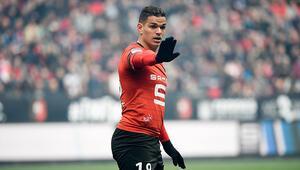 Hatem Ben Arfadan Galatasaraya cevap   Son dakika transfer haberleri
